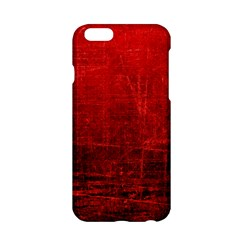 SHADES OF RED Apple iPhone 6/6S Hardshell Case