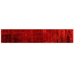 SHADES OF RED Flano Scarf (Large)