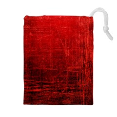 SHADES OF RED Drawstring Pouches (Extra Large)