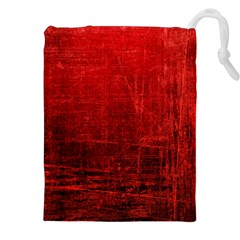 SHADES OF RED Drawstring Pouches (XXL)