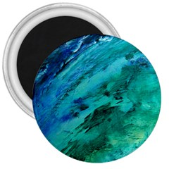 SHADES OF BLUE 3  Magnets