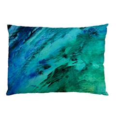 SHADES OF BLUE Pillow Cases