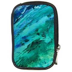 SHADES OF BLUE Compact Camera Cases