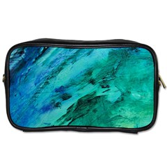 SHADES OF BLUE Toiletries Bags 2-Side