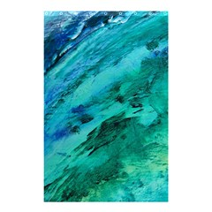 Shades Of Blue Shower Curtain 48  X 72  (small)