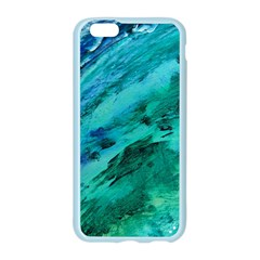 SHADES OF BLUE Apple Seamless iPhone 6/6S Case (Color)
