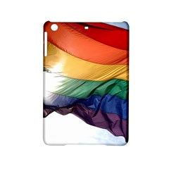 PRIDE FLAG iPad Mini 2 Hardshell Cases