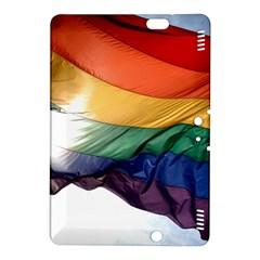 PRIDE FLAG Kindle Fire HDX 8.9  Hardshell Case