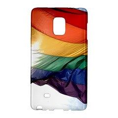 PRIDE FLAG Galaxy Note Edge