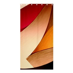 PRETTY ABSTRACT ART Shower Curtain 36  x 72  (Stall)