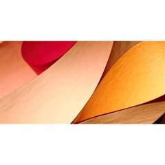 PRETTY ABSTRACT ART YOU ARE INVITED 3D Greeting Card (8x4)