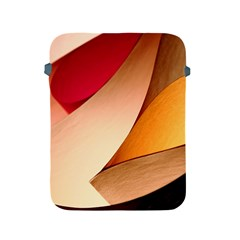 PRETTY ABSTRACT ART Apple iPad 2/3/4 Protective Soft Cases