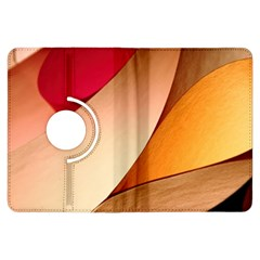 PRETTY ABSTRACT ART Kindle Fire HDX Flip 360 Case