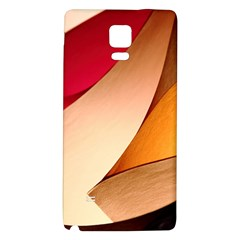 PRETTY ABSTRACT ART Galaxy Note 4 Back Case