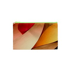 PRETTY ABSTRACT ART Cosmetic Bag (XS)