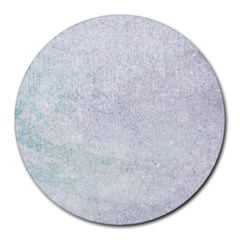 PAPER COLORS Round Mousepads