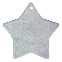 PAPER COLORS Star Ornament (Two Sides)