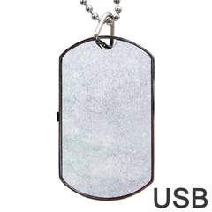 PAPER COLORS Dog Tag USB Flash (One Side)