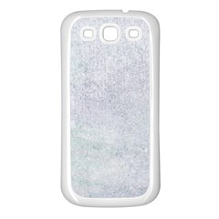 PAPER COLORS Samsung Galaxy S3 Back Case (White)