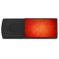 ORANGE DOT ART USB Flash Drive Rectangular (1 GB)