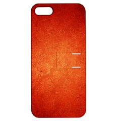 ORANGE DOT ART Apple iPhone 5 Hardshell Case with Stand
