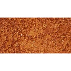 ORANGE CLAY DIRT YOU ARE INVITED 3D Greeting Card (8x4)