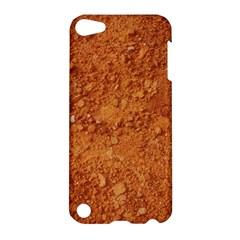 ORANGE CLAY DIRT Apple iPod Touch 5 Hardshell Case