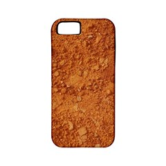 ORANGE CLAY DIRT Apple iPhone 5 Classic Hardshell Case (PC+Silicone)
