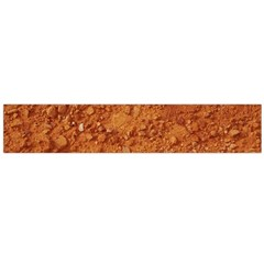 ORANGE CLAY DIRT Flano Scarf (Large)