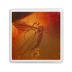 MOSQUITO IN AMBER Memory Card Reader (Square)