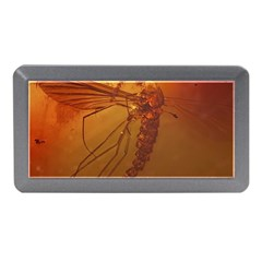 MOSQUITO IN AMBER Memory Card Reader (Mini)