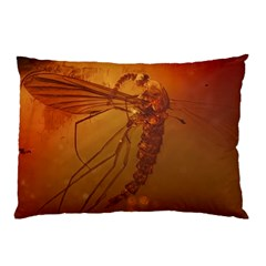 MOSQUITO IN AMBER Pillow Cases (Two Sides)