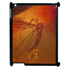 MOSQUITO IN AMBER Apple iPad 2 Case (Black)