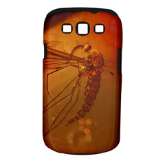 MOSQUITO IN AMBER Samsung Galaxy S III Classic Hardshell Case (PC+Silicone)