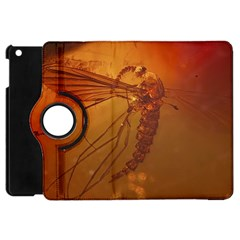MOSQUITO IN AMBER Apple iPad Mini Flip 360 Case
