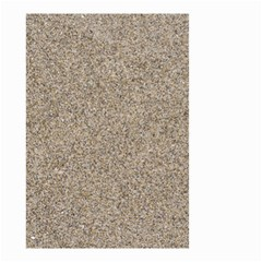 LIGHT BEIGE SAND TEXTURE Small Garden Flag (Two Sides)
