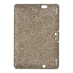 LIGHT BEIGE SAND TEXTURE Kindle Fire HDX 8.9  Hardshell Case