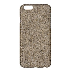 LIGHT BEIGE SAND TEXTURE Apple iPhone 6 Plus/6S Plus Hardshell Case