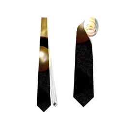 Golden Pearls Neckties (one Side)