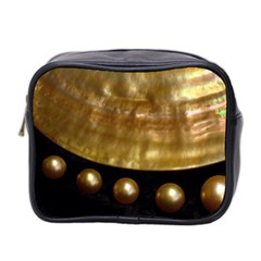 GOLDEN PEARLS Mini Toiletries Bag 2-Side