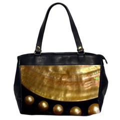 GOLDEN PEARLS Office Handbags (2 Sides)