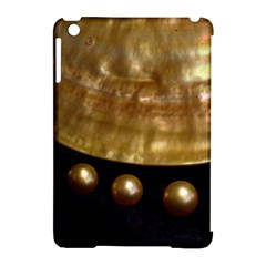 GOLDEN PEARLS Apple iPad Mini Hardshell Case (Compatible with Smart Cover)