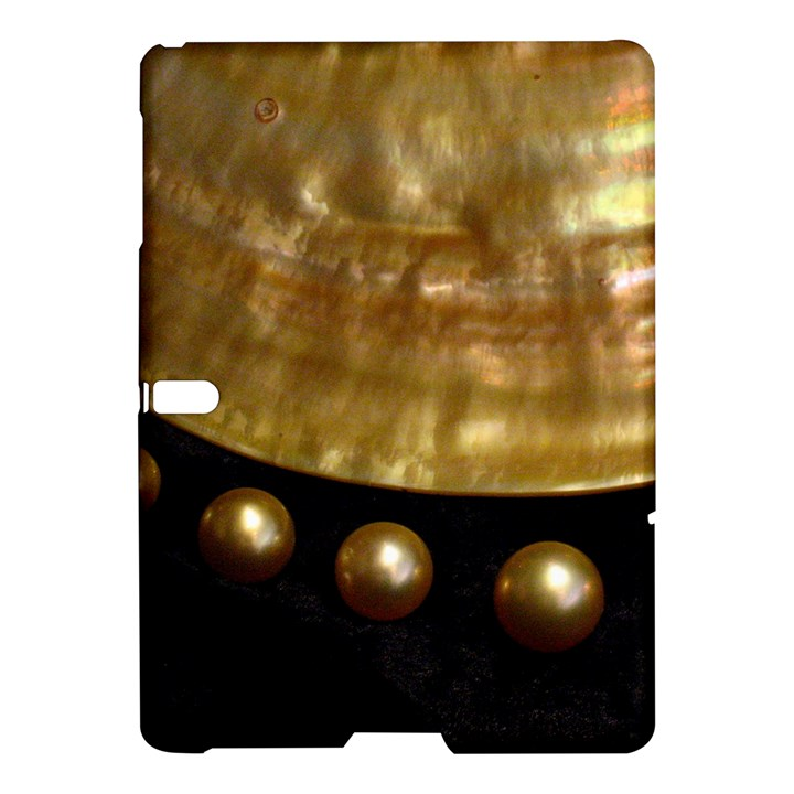 GOLDEN PEARLS Samsung Galaxy Tab S (10.5 ) Hardshell Case