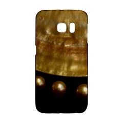 GOLDEN PEARLS Galaxy S6 Edge