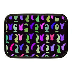 Misc shapes Netbook Case (Medium)
