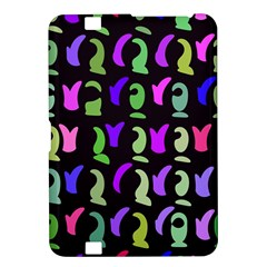 Misc shapes Kindle Fire HD 8.9  Hardshell Case