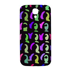 Misc shapes Samsung Galaxy S4 I9500/I9505  Hardshell Back Case