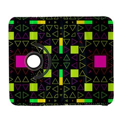 Triangles and squares Samsung Galaxy S  III Flip 360 Case