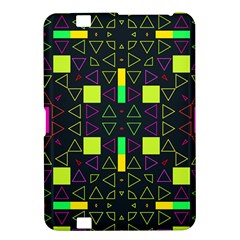 Triangles and squares Kindle Fire HD 8.9  Hardshell Case