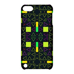 Triangles and squares Apple iPod Touch 5 Hardshell Case with Stand